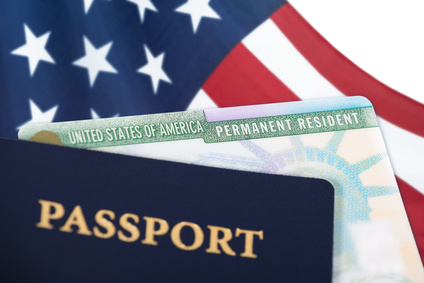 US Immigration Green Card